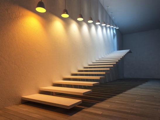 Lichtplanung im neuen Heim